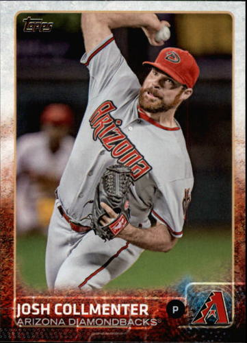 Photo of 2015 Topps #591 Josh Collmenter