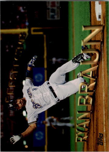 Photo of 2016 Topps Perspectives #P19 Ryan Braun