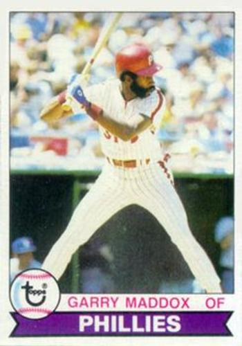 Photo of 1979 Topps #470 Garry Maddox DP