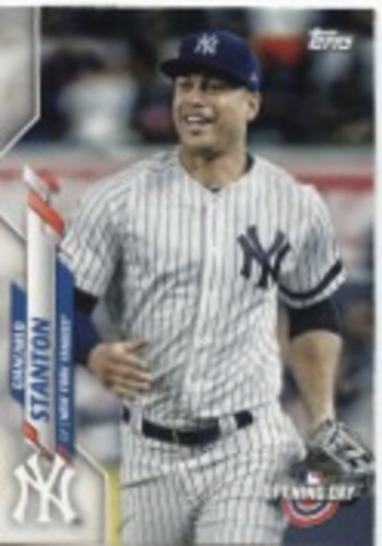 Photo of 2020 Topps Opening Day #87 Giancarlo Stanton