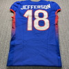 NFL - Vikings Justin Jefferson Special Issued 2021 Pro Bowl Jersey Size 40