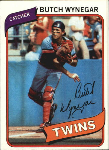 Photo of 1980 Topps #304 Butch Wynegar