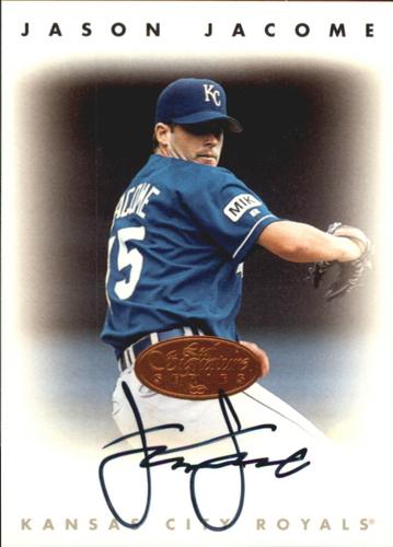 Photo of 1996 Leaf Signature Autographs #115 Jason Jacome