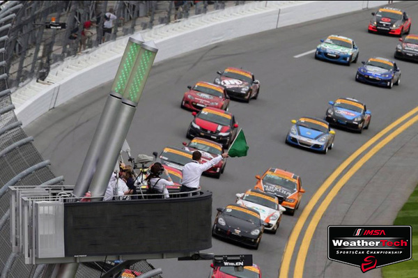 Clickable image to visit The IMSA Rolex 24 at Daytona VIP Experience
