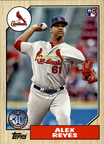 Photo of 2017 Topps '87 Topps #8779 Alex Reyes