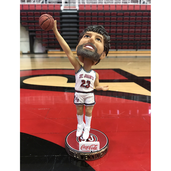 Photo of Bill Wennington Bobble Head