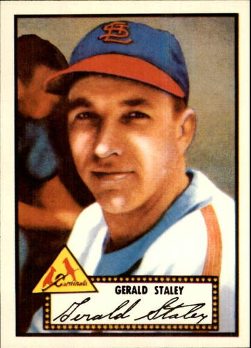Photo of 1983 Topps 1952 Reprint #79 Gerry Staley
