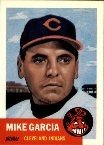 Photo of 1991 Topps Archives 1953 #75 Mike Garcia
