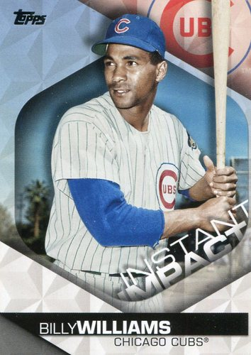 Photo of 2018 Topps Instant Impact #II18 Billy Williams