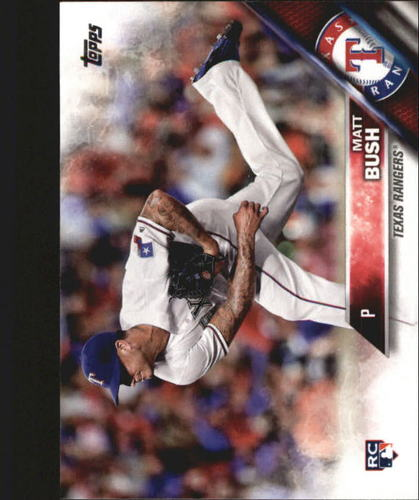 Photo of 2016 Topps Update #US235 Matt Bush (RC)