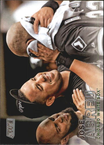 Photo of 2016 Stadium Club #288 Jose Abreu
