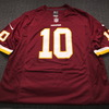 REDSKINS - ROBERT GRIFFIN III REPLICA JERSEY SIZE EXTRA LARGE