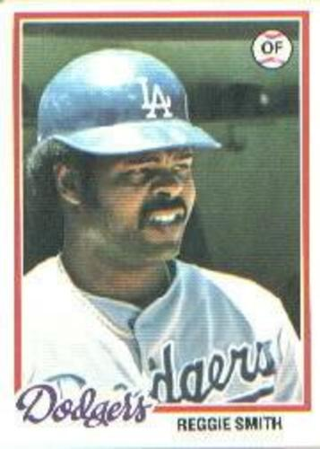 Photo of 1978 Topps #168 Reggie Smith