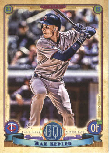 Photo of 2019 Topps Gypsy Queen #107 Max Kepler