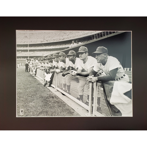 Photo of Riverfront Big Red Machine Lineup on Rail