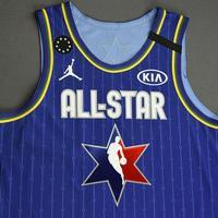 AnthonyDavis - 2020 NBA All-Star - Team LeBron - Autographed Jersey