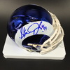 Legends - Rams Steven Jackson Signed Mini Helmet