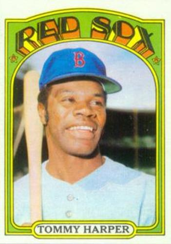 Photo of 1972 Topps #455 Tommy Harper