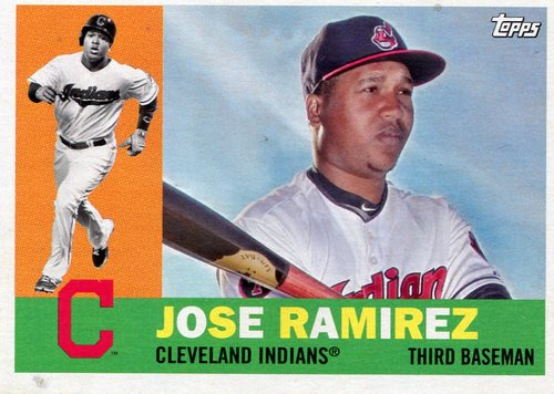 Photo of 2017 Topps Archives #21 Jose Ramirez