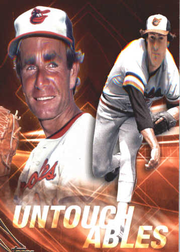 Photo of 2017 Topps Update Untouchables #U20 Jim Palmer