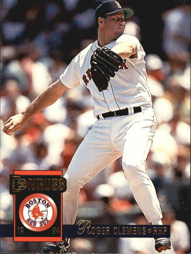 Photo of 1994 Donruss #356 Roger Clemens