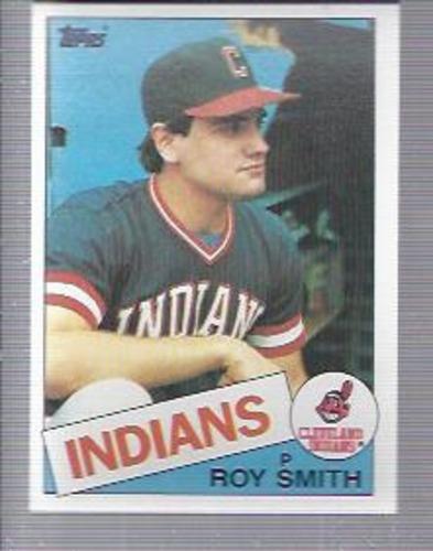 Photo of 1985 Topps #381 Roy Smith