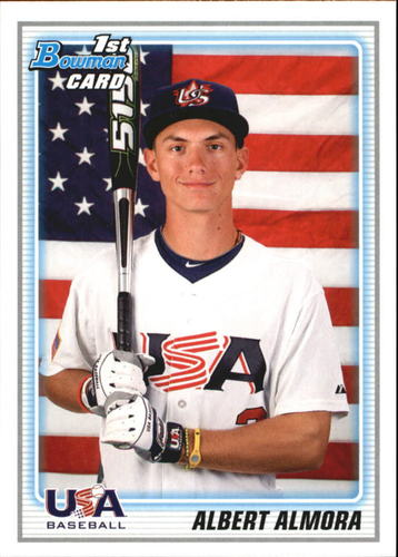 Photo of 2010 Bowman Draft Prospects #BDPP57 Albert Almora  Pre-Rookie Card