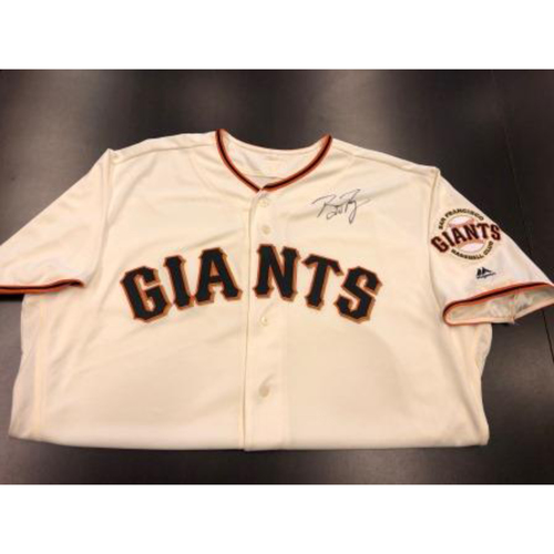 Photo of Giants Community Fund: Buster Posey Autographed Jersey