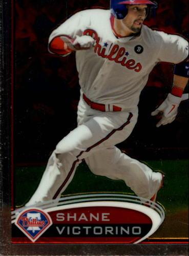Photo of 2012 Topps Chrome #3 Shane Victorino