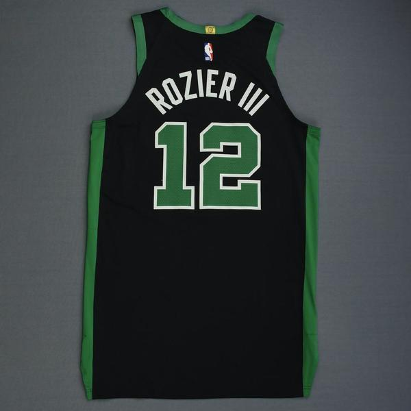 sports shoes e3cf6 5fbfe Terry Rozier - Boston Celtics - 2019 NBA Playoffs - Game ...