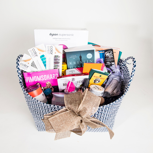 Photo of Padres Wives & Girlfriends Spa Basket