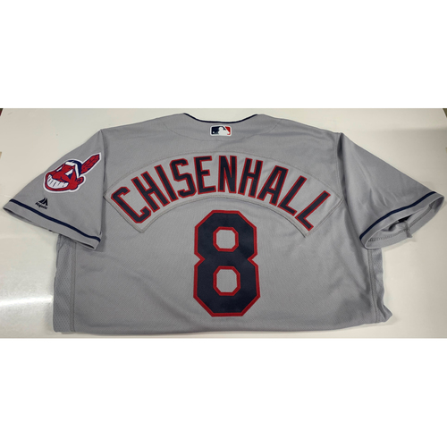 Photo of Lonnie Chisenhall Team Issued Road Jersey