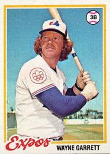 Photo of 1978 Topps #679 Wayne Garrett