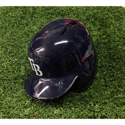 Photo of Game Used Helmet (size 7 1/4): Christian Arroyo - June 1, 2019 v MIN