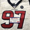 London Games - Texans Angelo Blackson Game Used Jersey (11/3/19) Size 48
