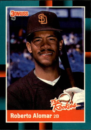 Photo of 1988 Donruss Rookies #35 Roberto Alomar