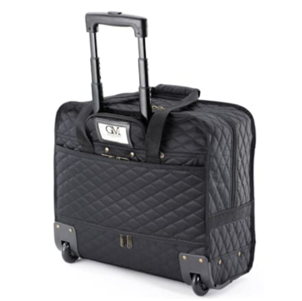 Photo of The GMInc. Easy Glide Travel Luggage Tote on Wheels
