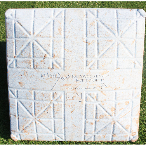 Photo of Game-Used Base: 3rd Base (STL @ KC 9/22/20)