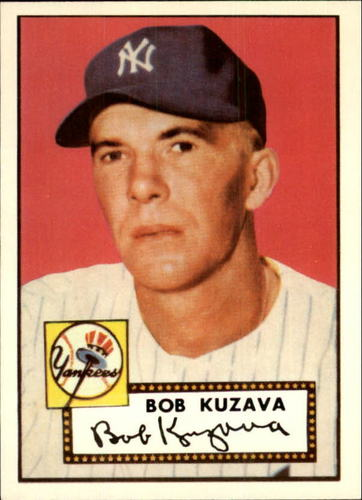 Photo of 1983 Topps 1952 Reprint #85 Bob Kuzava