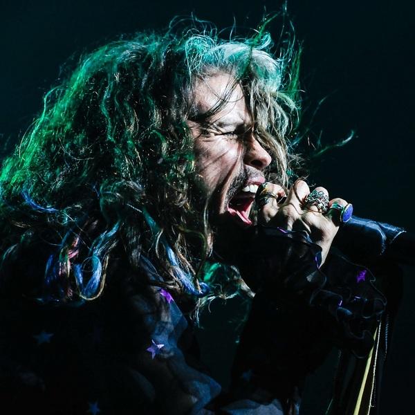 Click to view Meet Rock Legend Steven Tyler in Detroit.