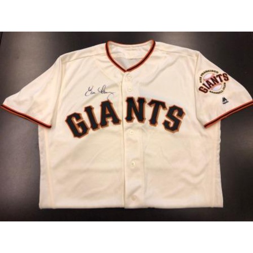 Photo of Giants Community Fund: Evan Longoria Autographed Jersey