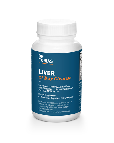 LIVER 21 DAY CLEANSE