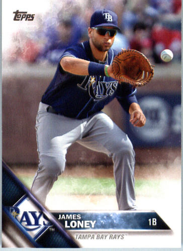 Photo of 2016 Topps #459 James Loney