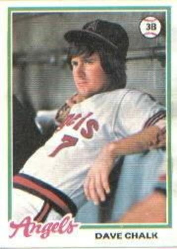 Photo of 1978 Topps #178 Dave Chalk