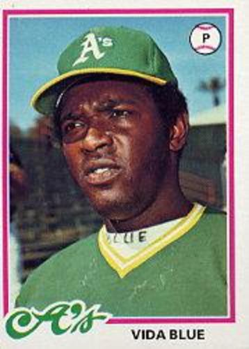 Photo of 1978 Topps #680 Vida Blue