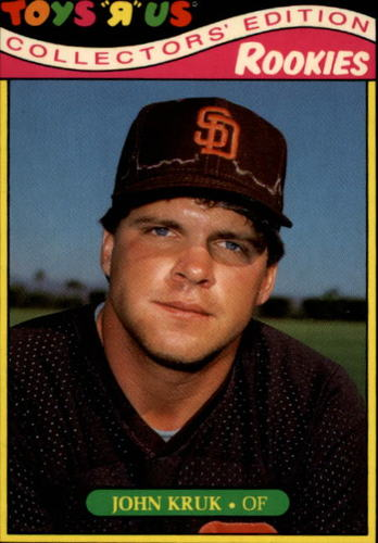 Photo of 1987 Toys R Us Rookies #17 John Kruk