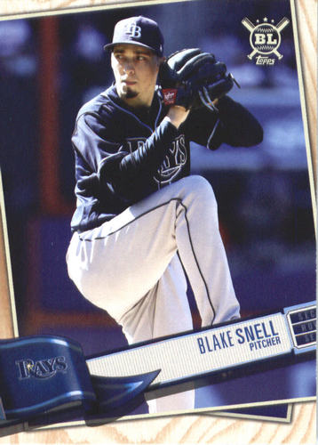 Photo of 2019 Topps Big League #40 Blake Snell