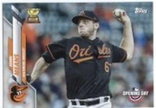 Photo of 2020 Topps Opening Day #100 John Means
