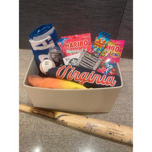 Photo of Chris Taylor Favorite Things Basket