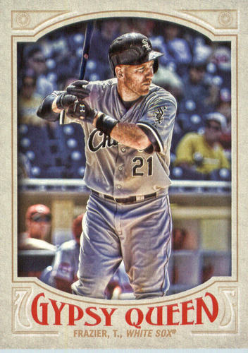 Photo of 2016 Topps Gypsy Queen #20 Todd Frazier